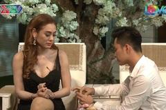 Lâm Khánh Chi bật khóc kể chuyện tình với người yêu kém 8 tuổi