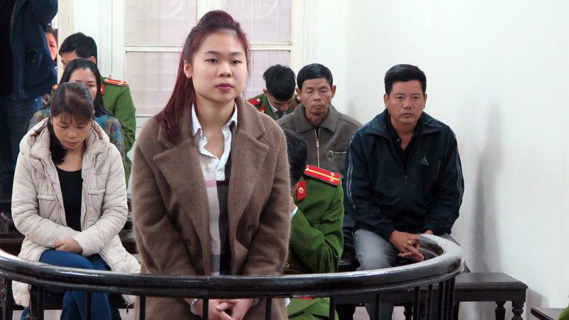 giết người,thiếu nữ giết người,Hà Nội