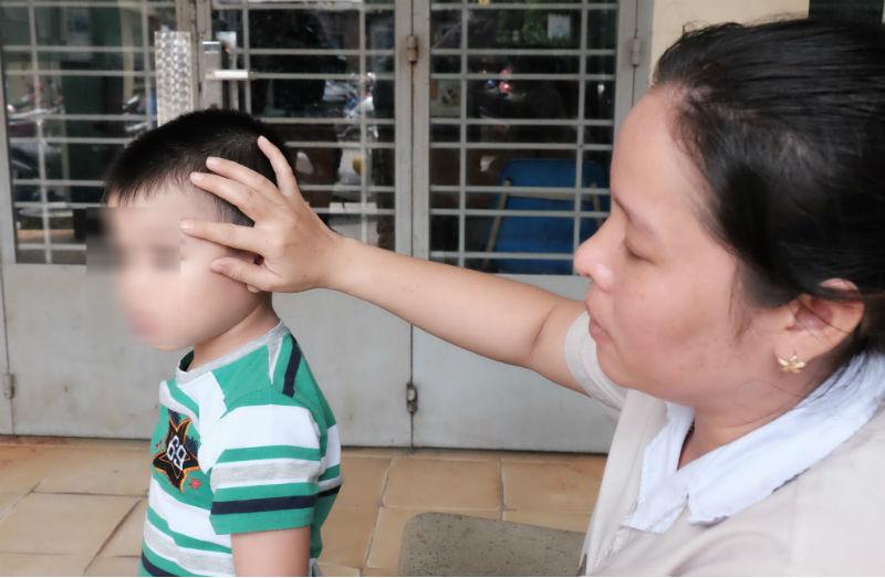 bạo hành trẻ em,bạo hành,trẻ em bị bạo hành,TP.HCM