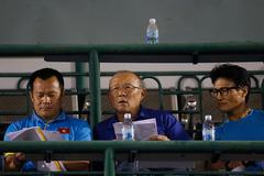 HLV Park Hang Seo dự khán, U21 PVF thất bại trận ra quân