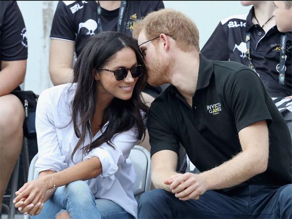 Chuyện tình đẹp như cổ tích của Hoàng tử Harry