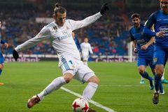 """Bale tái xuất, Real bị đội bóng """"chiếu dưới"""" cầm chân"""