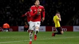 Video bàn thắng Watford 2-4 MU