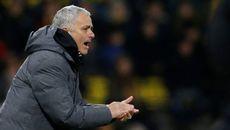 Mourinho giận run khi MU suýt bị gỡ 3-3