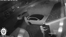 Choáng với clip sử dụng công nghệ cao để trộm xe