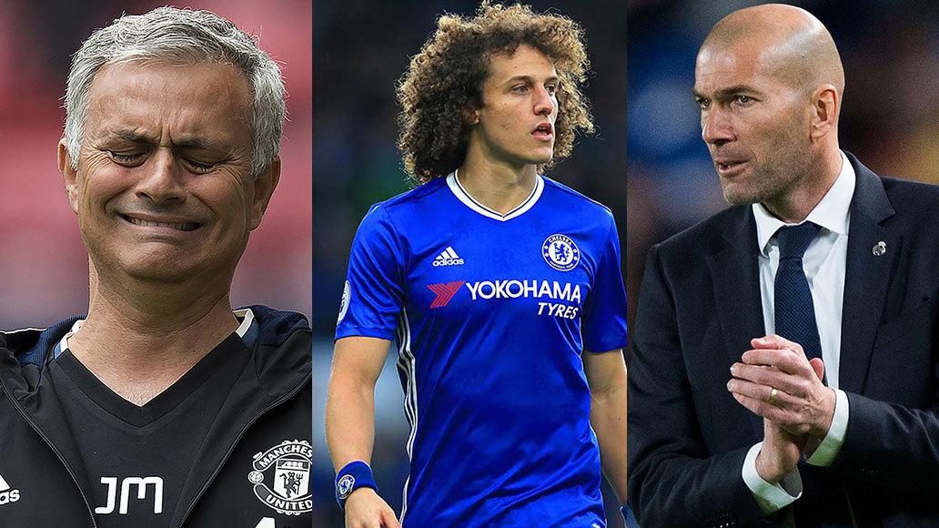 Griezmann tiết lộ về MU, Zidane ngáng chân Mourinho