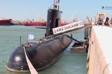 Thông điệp cuối cùng từ tàu ngầm Argentina mất tích