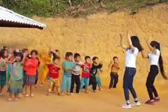 Các cô giáo vùng cao nhiệt huyết với hoạt động cùng các em nhỏ
