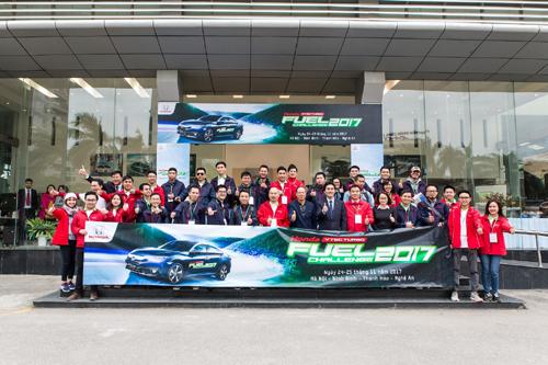 Ấn tượng Honda Civic: tiêu hao 4,5l cho 100km