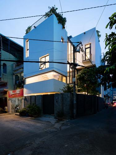 Mê mẩn nhà Sài Gòn ngập nắng đẹp lạ thường