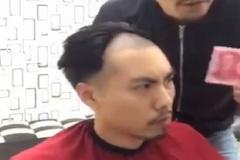 Cắt tóc theo đúng phong cách thừa tiền