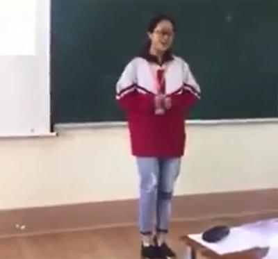 Nữ sinh Thái Nguyên hát 'Sóng' của Xuân Quỳnh hút chục nghìn lượt cảm xúc