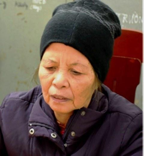 Chân dung bà nội nghi can sát hại cháu gái 20 ngày tuổi