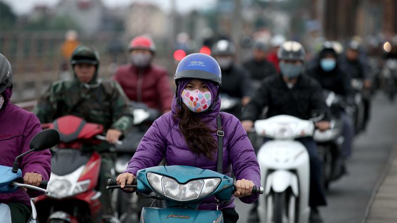 Dự báo thời tiết 30/11: Hà Nội lại rét 14 độ