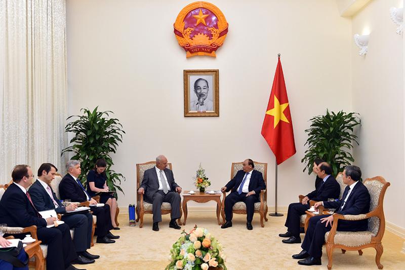 Thủ tướng: Không gian hợp tác Việt-Nga rất rộng lớn