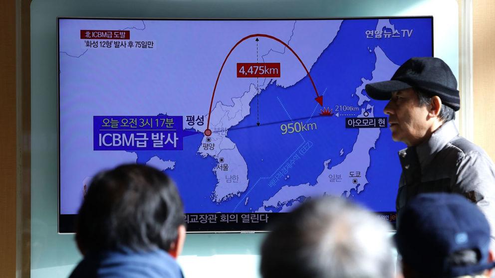 Triều Tiên,tên lửa,Donald Trump,núi lửa,tàu ngầm,khủng bố,Nga