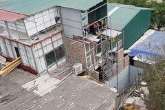 """Chủ tịch Hà Nội: """"Xã hội đen"""" lấn chiếm đất bãi sông Hồng, xây nhà để bán"""