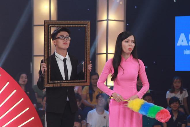 Hai thí sinh nhận 40 triệu đồng vì 'hành hạ' Trấn Thành, Trường Giang