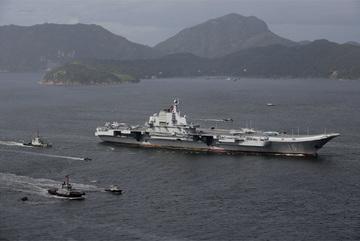 'Sát thủ' khôn lường của tàu sân bay Trung Quốc