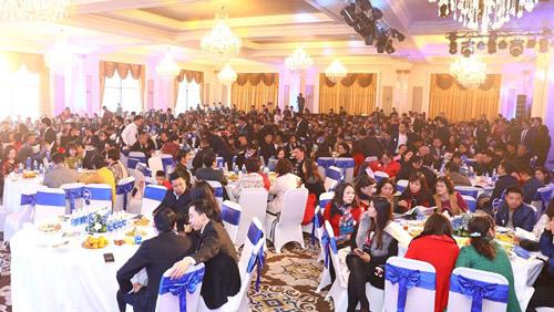 Hơn 800 khách dự mở bán The Sapphire Residence Hạ Long