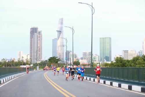 Những dấu ấn giải Marathon quốc tế TP.HCM Techcombank 2017