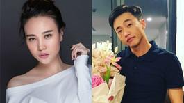 Đàm Thu Trang công khai nói yêu Cường Đô La vào sinh nhật