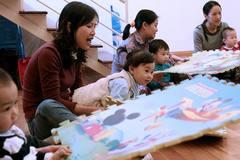 Cha mẹ Việt mong con chăm học, lễ phép hơn là mạo hiểm