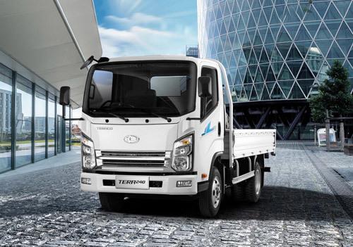 Cuối năm, xe tải nhẹ giá mềm chiếm ưu thế thị trường