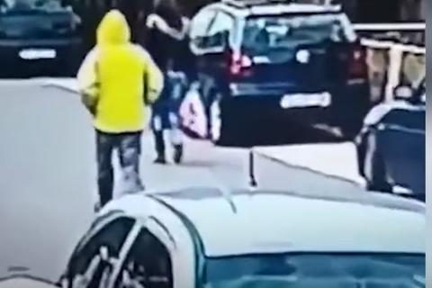 cướp bị chó cắn
