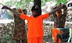 IS tung video đao phủ nhí hành quyết con tin