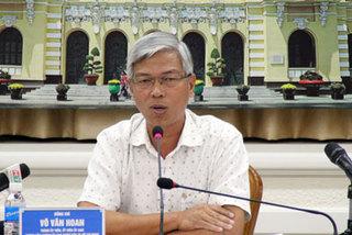 GĐ Trung tâm chống ngập TP.HCM bị kỷ luật khiển trách