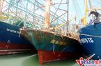 Tàu vỏ thép 20 tỷ rỉ sét: Công ty đóng tàu 'cự tuyệt' đền bù