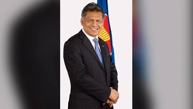 Cựu Tổng thư ký ASEAN đột ngột qua đời