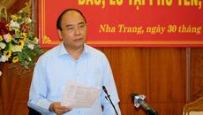 Thủ tướng quyết ngay các khoản hỗ trợ 2 tỉnh bị bão 12 tàn phá