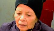 Vết máu trên tay bà nội là của bé 20 ngày tuổi bị giết