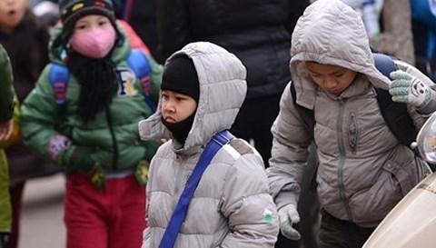 Dự báo thời tiết 1/12: Hà Nội giảm 7 độ, miền Trung mưa to