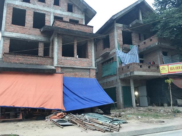 Biệt thự ma,dự án bỏ hoang