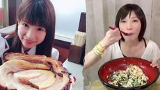 """Cô gái """"ăn cả thế giới"""" nhưng không lên cân nào"""