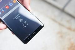Galaxy Note 8 nhận được bản cập nhật lớn đầu tiên