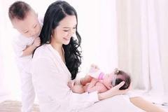 Hương Baby tâm sự về thanh xuân chỉ để dành cho chồng và sinh con được chị em ủng hộ