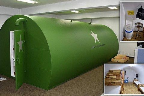 hầm tránh bom hạt nhân