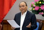 Thủ tướng: Không để tình trạng lấy nghị quyết năm ngoái để làm năm nay