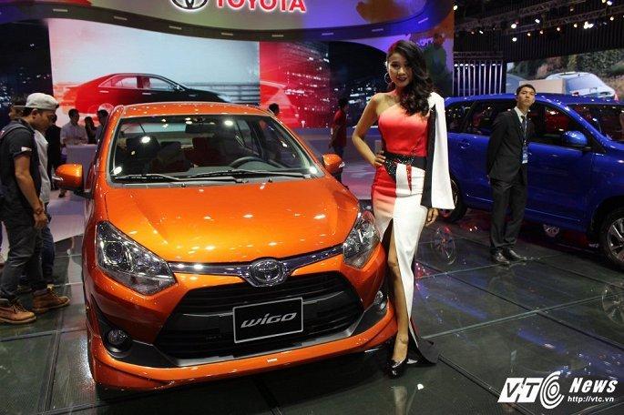 Honda Jazz,Toyota Wigo,Suzuki Celerio,ô tô giá rẻ,giá ô tô