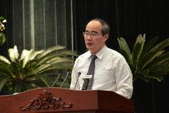 Ông Nguyễn Thiện Nhân: Thành ủy xem xét kỷ luật một số cán bộ