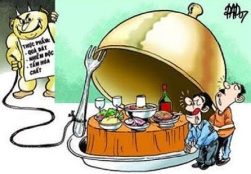 Thực phẩm bẩn,Quốc hội,Dương Trung Quốc,suy thoái đạo đức,cái ác