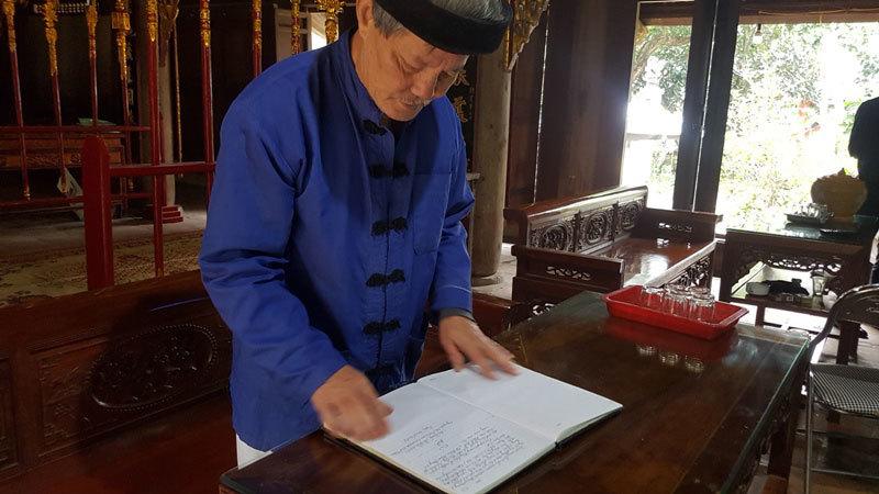 Đại tướng Lê Đức Anh,Lê Đức Anh,đại tướng,làng cổ Đường Lâm