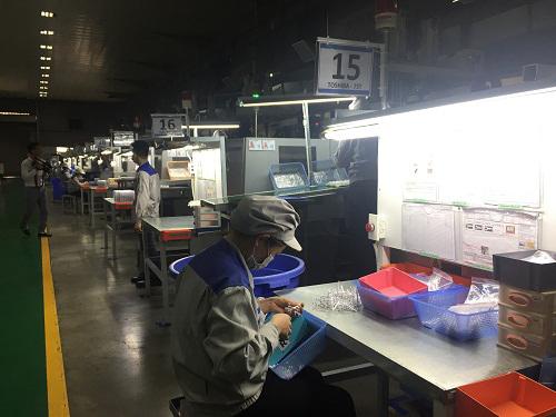 Công nghiệp phụ trợ Việt tìm cách rút dần khoảng cách