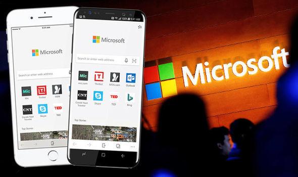 Trình duyệt Microsoft Edge đã có trên iOS và Android