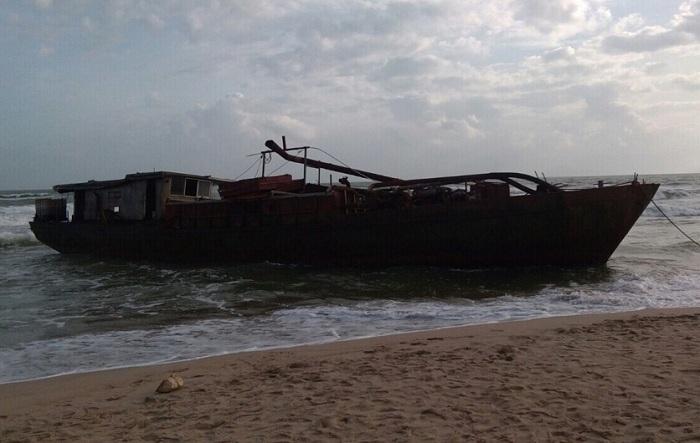 tàu ma,Quảng Nam,Hội An,Đồn biên phòng Cửa Đại
