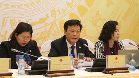 Trịnh Xuân Thanh,Thứ trưởng Bộ nội vụ,Nguyễn Duy Thăng